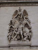 Detail Arc De Triumph